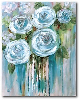 Fresh Roses I Wall Art