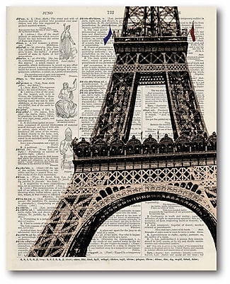 Eiffel Tower I Wall Art