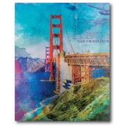 Golden Gate Bridge, San Francisco Wall Art
