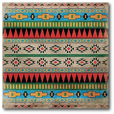 WEB-G204-JG-RC-211B_Aztec_pattern_2.tif Wall Art