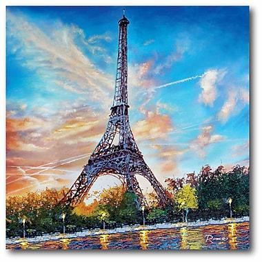Paris II Wall Art