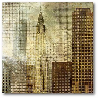 Chrysler Building Canvas Wall Art