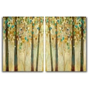 Modern Trees Multiple Canvas Wall Art