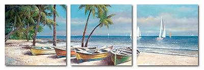 Fair Island I Multiple Multiple Canvas Wall Art