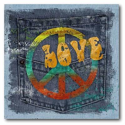 Love & Peace I Wall Art