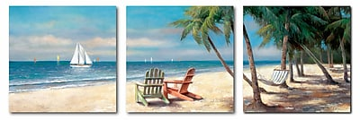 Fair Island II Multiple Canvas Wall Art