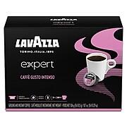 Lavazza Expert Caffe Gusto Intenso Wood Coffee, Capsule, Dark Roast, 36/Box (1953001393)