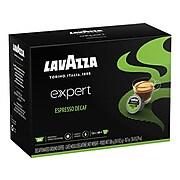 Lavazza Expert Espresso Decaf Coffee, Capsule, Medium Roast, 36/Box (1953001294)