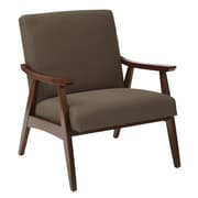 Ave Six Klein Otter Fabric Davis Accent Chair (DVS51-K12)