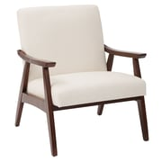 Ave Six Linen Fabric Davis Accent Chair (DVS51-L32)