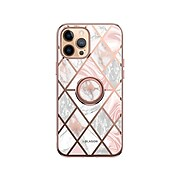 i-Blason Cosmo Marble Pink Snap Case for iPhone 12 Pro Max (iPhone2020-6.7-CosSnap-Marble)