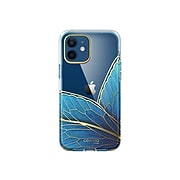 i-Blason Cosmo Dark Blue Case for iPhone 12/12 Pro (iPhone2020-6.1-Cosmo-SP-Butterfly)