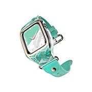 i-Blason Cosmo Case for Apple Watch 6/5/4/SE 40mm, Marble Green (Applewatch4-CosmoV2-40-Jade)