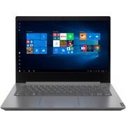 Lenovo V14 14u0022 Laptop Computer - Black