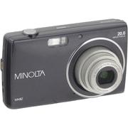 Minolta MN5Z-BK 20-Megapixel HD Digital Camera with 5x Zoom, Black