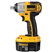 DeWalt Heavy Duty Cordless Impact Wrench Kit (ORSNO49285) by
