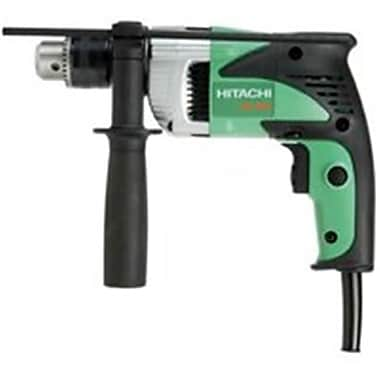 Hitachi Power Tools DV16V 0.63 in. Pro-Grade Hammer Drill 6A (ORGL34331)