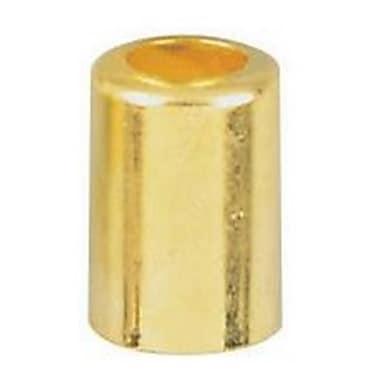 Acme Automotive & CoilHose Pneumatics Brass Hose Ferrule, 0.656 in. Id (MED56701)