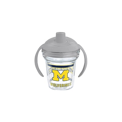 Tervis NCAA Michigan Wolverines 6 oz. Sippy with Lid (888633269922)