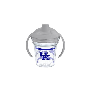 Tervis NCAA Kentucky Wildcats 6 oz. Sippy with Lid (888633400974)