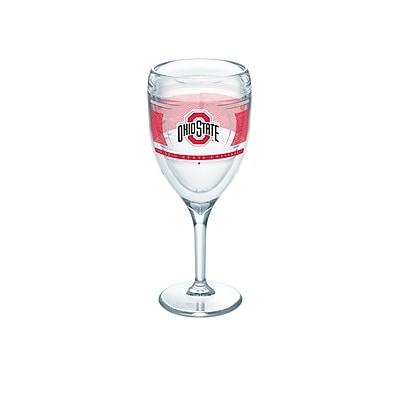 Tervis NCAA Ohio State Buckeyes Reserve 9 oz. Wine Glass (888633463771)