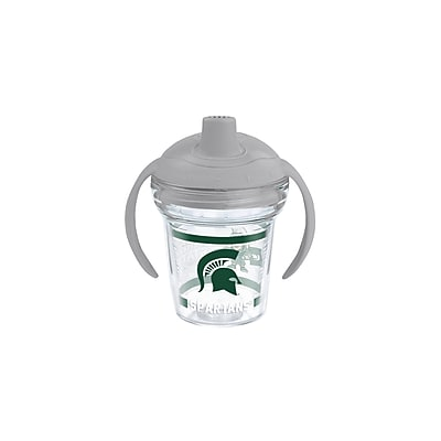 Tervis NCAA Michigan State Spartans 6 oz. Sippy with Lid (888633508090)