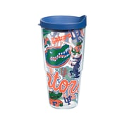 Tervis NCAA Florida Gators All Over 24 oz. Tumbler with Lid (888633536901)