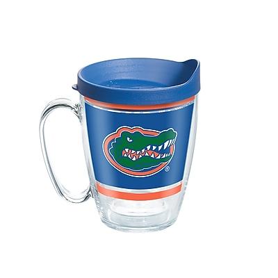 Tervis NCAA Florida Gators Legend 16 oz. Coffee Mug with Lid (888633650775)