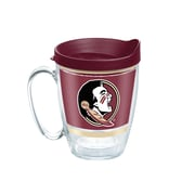 Tervis NCAA Florida State Seminoles Legend 16 oz. Coffee Mug with Lid (888633650799)