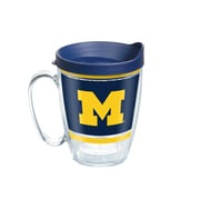 Tervis NCAA Michigan Wolverines Legend 16 oz. Coffee Mug with Lid (888633651741)