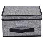 Simplify Storage Box, Medium, Black (25420-BLACK)