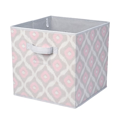 The Macbeth Collection Closet Candie Storage Cube, Ikat (M-77809-CC)