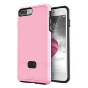 Jaagd Shock-Absorbing Case for iPhone 7 Plus, 7s Plus (Pink)