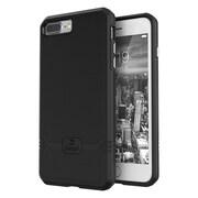 Jaagd Shock-Absorbing Case for iPhone 7 Plus, 7s Plus (Black)