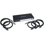 IOGEAR 4-Port HDMI Switch Home Entertainment Starter Kit (GHDSW4KIT)