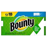 12-PK Bounty Select-A-Size Kitchen Rolls Paper Towel Deals