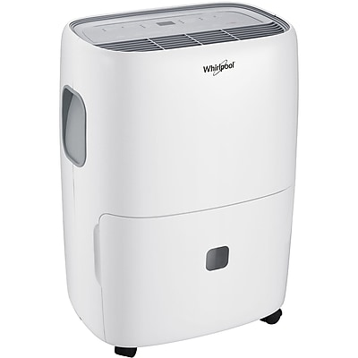 Whirlpool Energy Star 70-Pint Dehumidifier with Built-In Pump (WHAD703PAW) 24172259