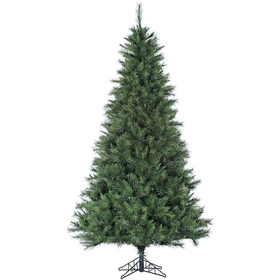 Fraser Hill Farm 6.5 Ft. Canyon Pine Christmas Tree (FFCM065-0GR)
