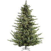 Fraser Hill Farm 9 Ft. Foxtail Pine Christmas Tree with Smart String Lighting (FFFX090-3GR)