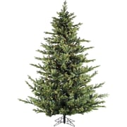 Fraser Hill Farm 12.0-Ft. Foxtail Pine with Clear LED Lights and EZ Connect (FFFX012-5GR)
