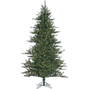 Fraser Hill Farm 9 Ft. Southern Peace Pine Christmas Tree with Clear LED Lighting (FFSP090-5GR)