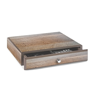 Bindertek Stacking Wood Desk Organizers Supply Drawer (WSD-DR)