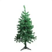 "Northlight 4' x 25"" Mixed Green Pine Medium Artificial Christmas Tree - Unlit (32272499)"
