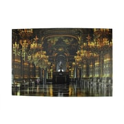 "Northlight LED Lighted Famous Paris Opera House France Grand Foyer Canvas Wall Art 15.75"" x 23.5"" (31535598)"