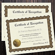 Great Papers! Award Certificates, Recognition (20104239)