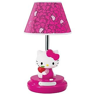 Hello Kitty Decorative Table Lamp (Kt3095Am)