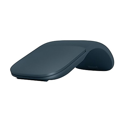 Microsoft® Surface Arc CZV-00051 Bluetooth 4.0 Wireless BlueTrack Mouse, Cobalt Blue