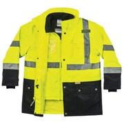 GloWear® 8388 Type R Class 3/2 Thermal Jacket Kit, Lime, Large (25534)