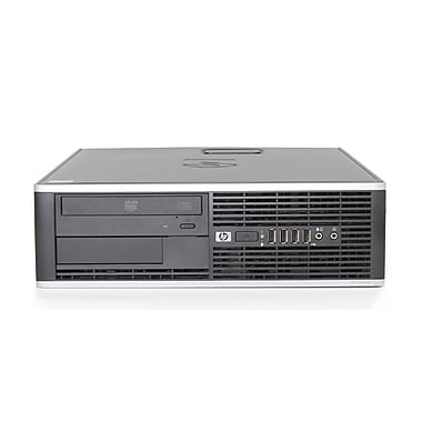 Refurbished HP Elite 800 SFF Desktop, Core 2 Duo 3.0, 8GB, 128GB SSD, DVDRW, Win 10 Home