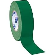 "Tape Logic Duct Tape, 10 Mil, 2"" x 60 yds., Green, 3/Case (T987100G3PK)"